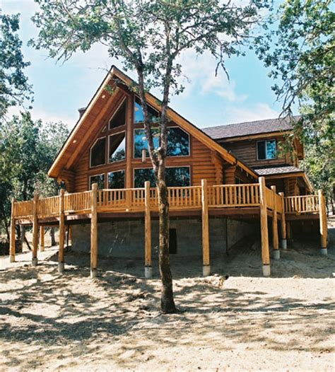 Photos Of Crater Lake Oregon Elkhorn Log Home Model Log Homes And Cabins By Homestead Log Homes