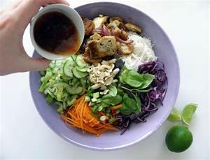 Thai Black Rice Salad Recipe Dishmaps