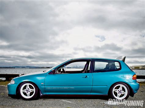 Honda Civic Hatchback Photo by 1992 Honda Civic Hatchback Salinas Stand Out Photo