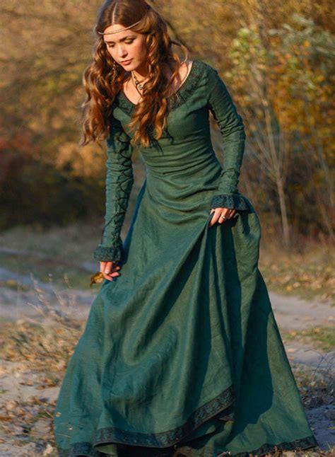 Womens Vintage Long Sleeve A Line Party Dress Roawecom