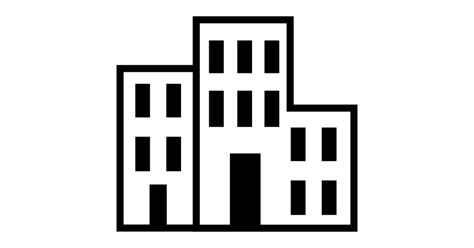 home building plans office buildings free buildings icons