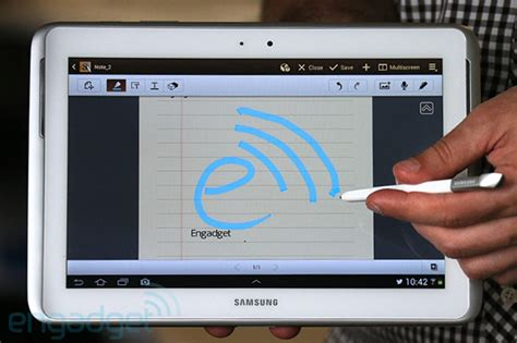 Samsung Note 10 1 samsung galaxy note 10 1 review