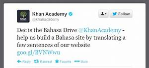 Khan Academy Mencari Penyumbang Untuk Terjemahan Bahasa ...
