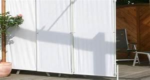 Sonnenschutz Terrasse Seitlich : windschutz terrasse mit sichtschutz paravent sonnensegel markise ~ Sanjose-hotels-ca.com Haus und Dekorationen
