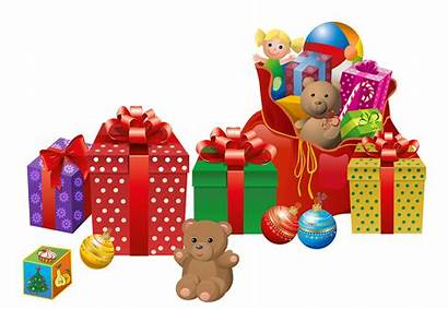 Presents Christmas Clipart Transparent Clipground