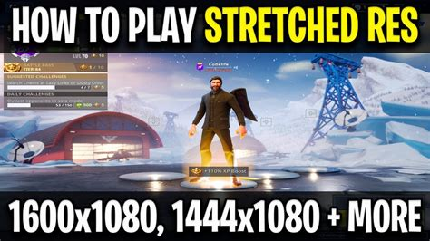 play stretched resolution  fortnite  youtube