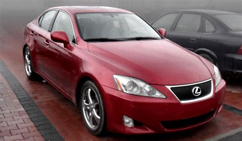 lexus cars red lexus is 250 2010 red www pixshark com images
