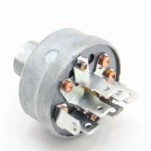 Lawn Tractor Ignition Switch