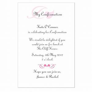 6 best images of free printable confirmation invitation With free printable confirmation invitations template