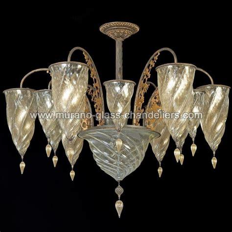 quot medina quot lustre en cristal de murano murano glass