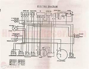 Yamaha Raptor 125 Wiring Diagram