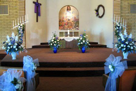 diy pew decorating ideas church wedding decorations jpg 447x300 in 31 1kb church decor for