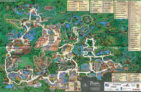 bush gardens florida busch gardens ta florida theme parks