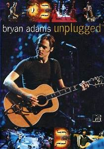 Bryan Adams: MTV Unplugged | Flyers Online