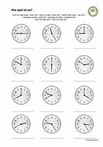 Aszendent Berechnen Ohne Uhrzeit : uhr lesen aphasie uhrzeiten schule und mathe ~ Themetempest.com Abrechnung