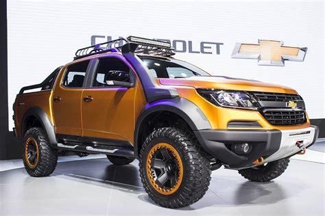 chevy colorado xtreme floor mats chevrolet colorado xtreme concept ra mắt tại bangkok motor