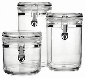 John Lewis Acrylic Storage Canisters Clear Contemporary
