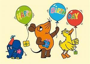 Happy Birthday Maus : postkarten online shop lustig spr che mann frau b ro cartoon ~ Buech-reservation.com Haus und Dekorationen