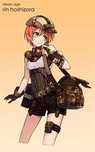 anime steampunk girl - Google Search | Anime Steampunk ...