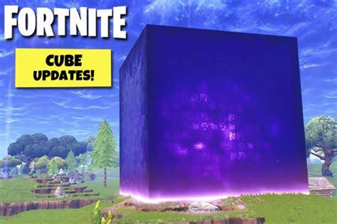 fortnite cube map tracker news updates