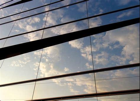 vitre teinte effet miroir d 233 co et tendance
