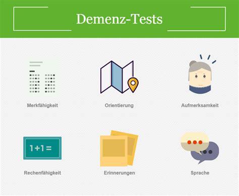 DemenzTests So wird Demenz festgestellt