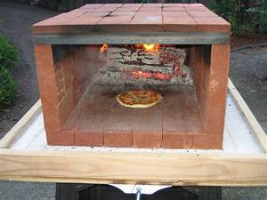 Build a dry stack wood-fired pizza oven comfortably in one