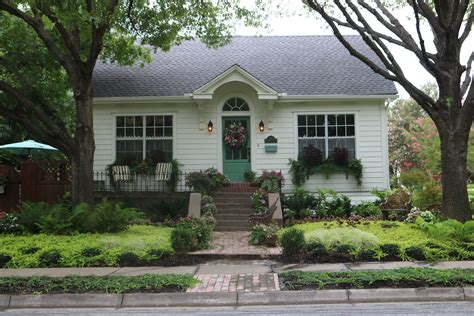 Cottage Front Yard Renovation  Before And After Great