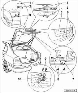 Skoda Octavia Central Locking Wiring Diagram