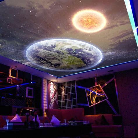 Planet di luar tata surya disebut juga dengan exoplanet. Lukisan Mural Tentang Planet Lusr Angkasa : Angkasawan Menyembuhkan Lukisan Dekorasi Langit ...