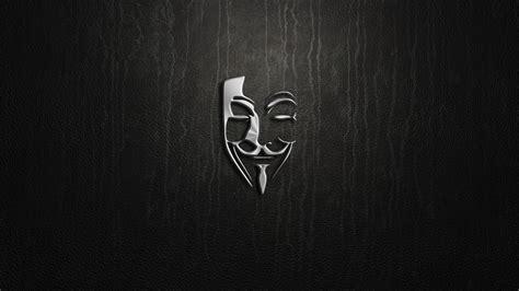 anonymous black background desktop hd wallpapers