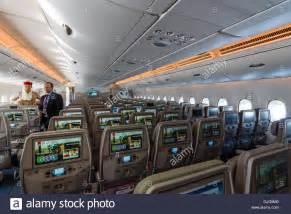 Airbus A380 Interni - a380 airbus interior stock photos a380 airbus interior
