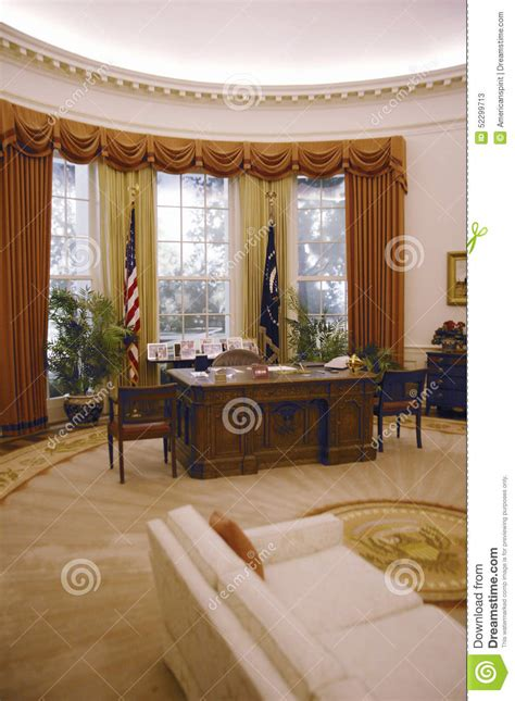 bureau de la maison blanche reproduction du bureau ovale de la maison blanche à la