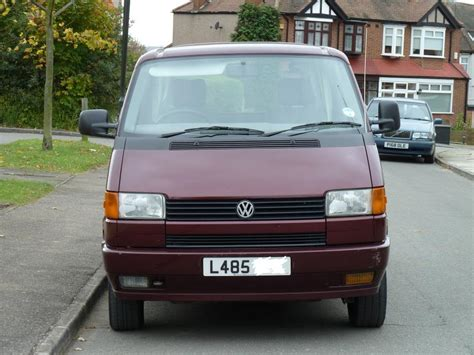 Volkswagen Caravelle Hd Picture by 1993 Volkswagen Caravelle I T4 Pictures Information