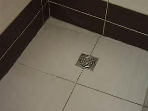 Comment Faire Une Douche Italienne : comment faire une douche l italienne sans receveur cool ~ Nature-et-papiers.com Idées de Décoration