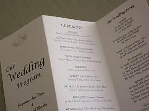 Original wedding programs weddingswithinsight for Order wedding photos
