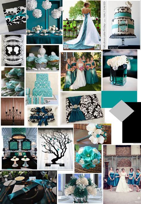 rhodeshia s blog teal and silver wedding