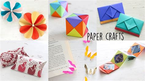 easy paper craft ideas handmade craft ventuno art
