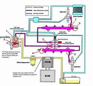 Fuel System Diagram Of 04