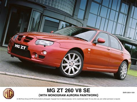 Essay : Devil's Advocate - the MG ZT 260 and Rover 75 V8 ...