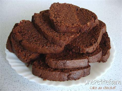 cake au chocolat une faim