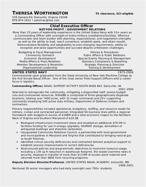 military  civilian resume sample certified resume