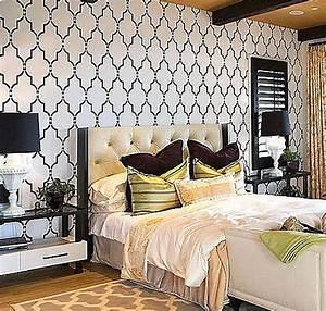 decorative paint techniques for bedroom walls With decorative painting ideas for walls