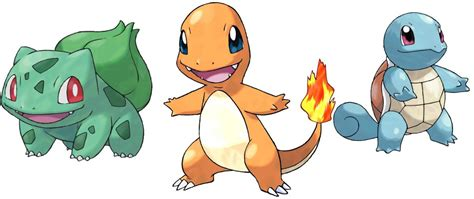 Pokémon Starters Which Would You Choose? Otakukart