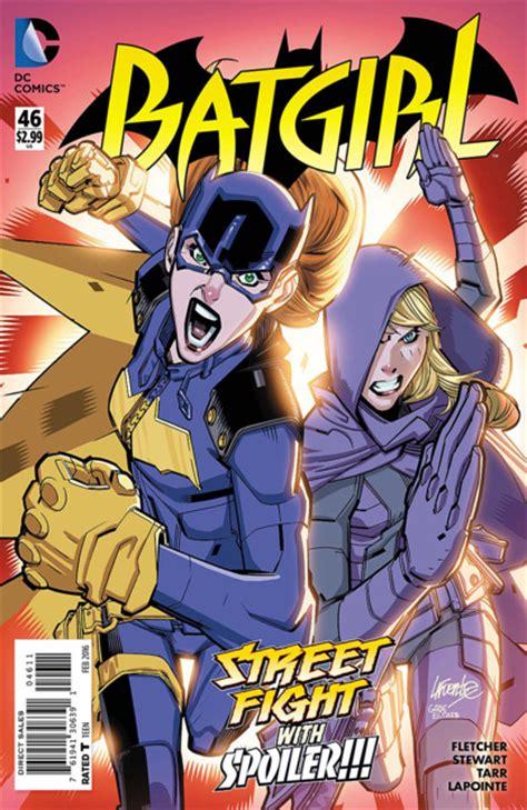 batgirl volume comic vine