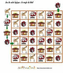 Puzzle Gratuit En Ligne Pour Adulte : jeu pour enfant imprimer suite logique de no l la ~ Dailycaller-alerts.com Idées de Décoration