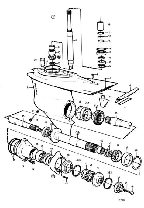 Volvo Penta Parts Diagram Automotive