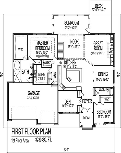 country house plans  story single story house plans