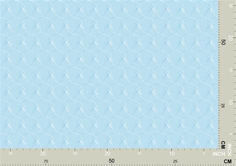 Gloockler Tapeten Katalog by Floral Gemusterte Tapete In Blau Ornamenttapete Gmm