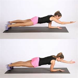 Workout to Tone Abs, Thighs and Butt | POPSUGAR Fitness ...